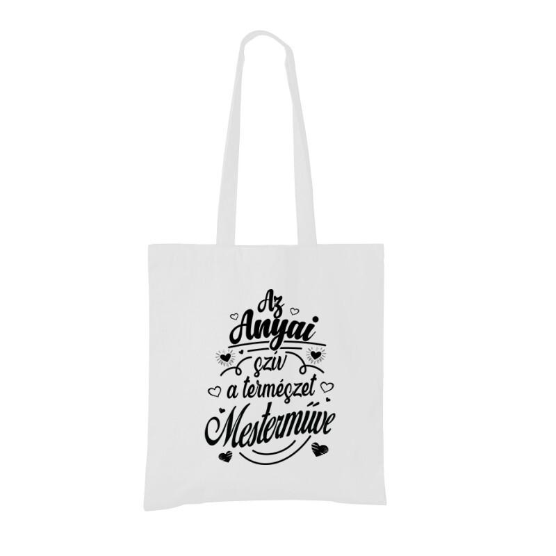 Anyai Szív Bevásárló táska
