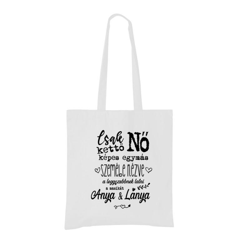 Csak Kettő Nő Bevásárló táska