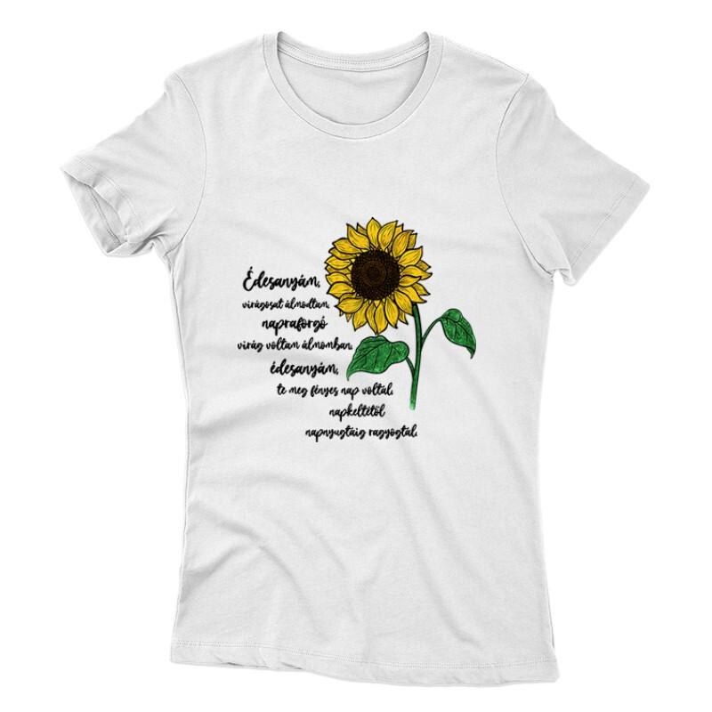 Virágosat Álmodtam Női póló
