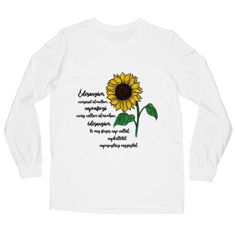 Virágosat Álmodtam Hosszú ujjú póló