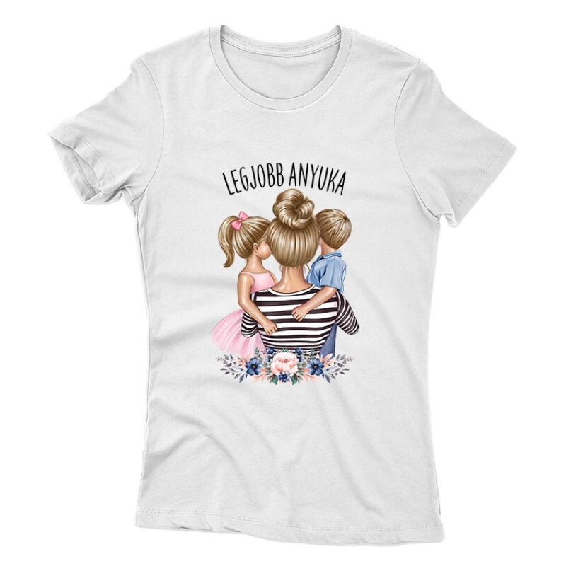 Legjobb Anyuka Női póló