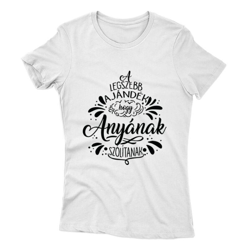 Legszebb Ajándék Női póló