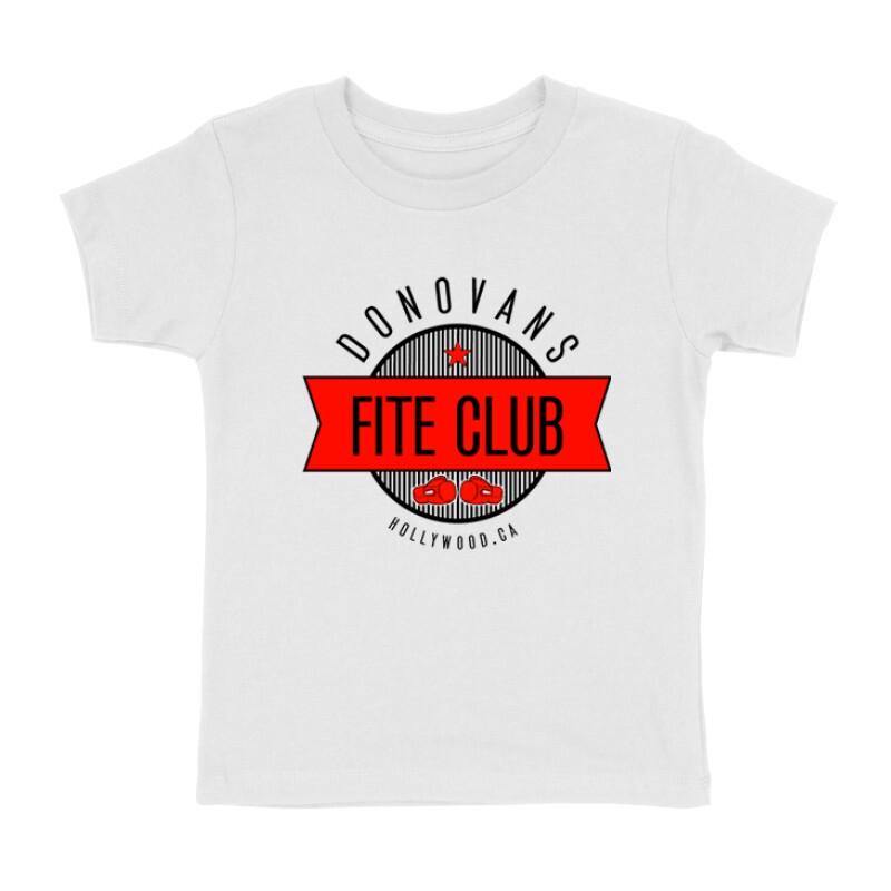 Donovans Fight Club Gyermek póló