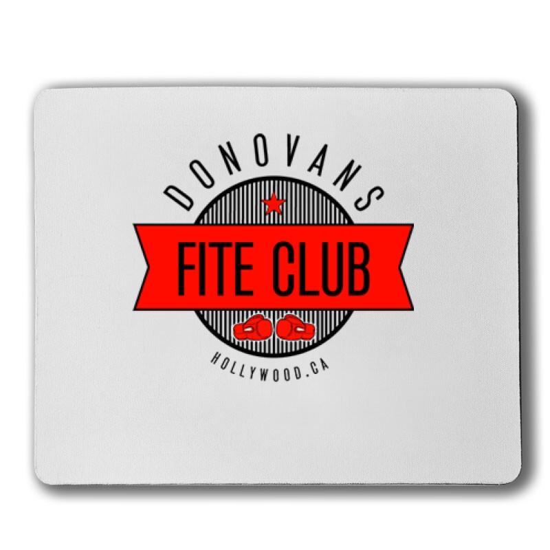 Donovans Fight Club Egérpad