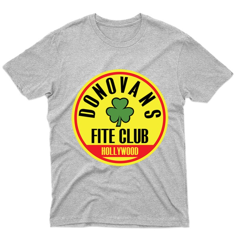 Fite Club (Lóhere) Férfi póló