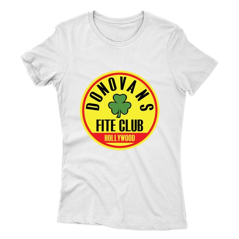 Fite Club (Lóhere) Női póló