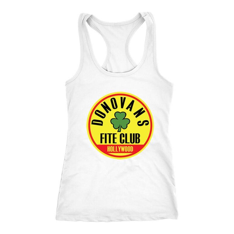 Fite Club (Lóhere) Női Trikó