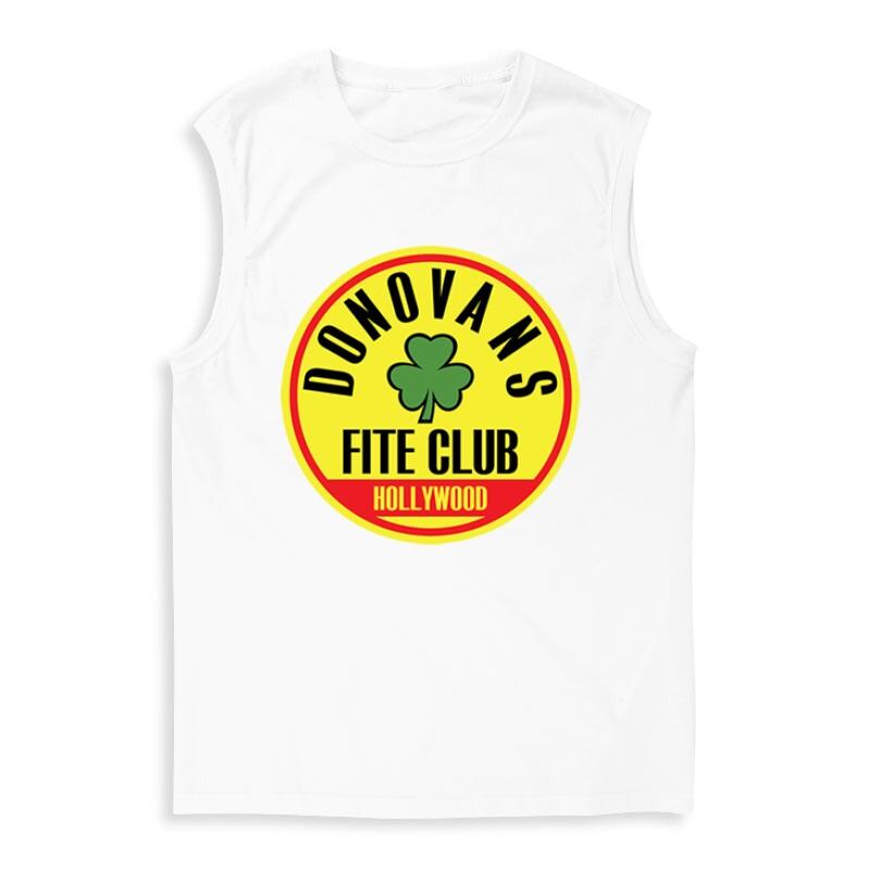 Fite Club (Lóhere) Férfi Trikó