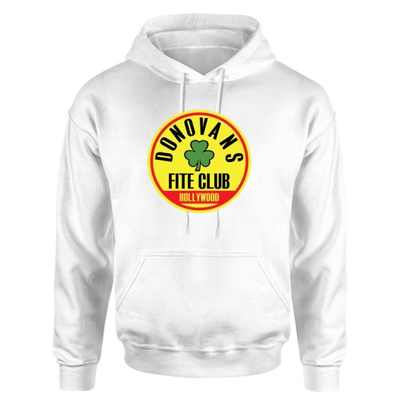 Fite Club (Lóhere) Unisex pulóver