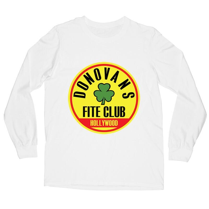 Fite Club (Lóhere) Hosszú ujjú póló