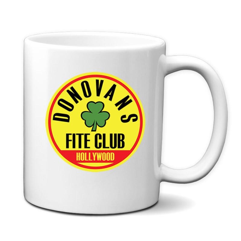 Fite Club (Lóhere) Bögre