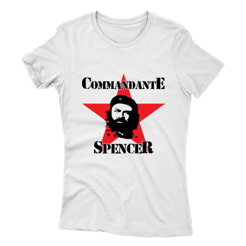 Commandante Spencer Női póló