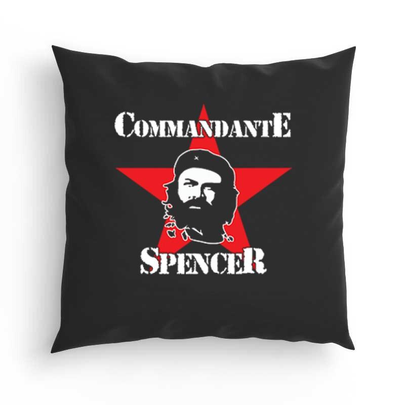 Commandante Spencer Párna