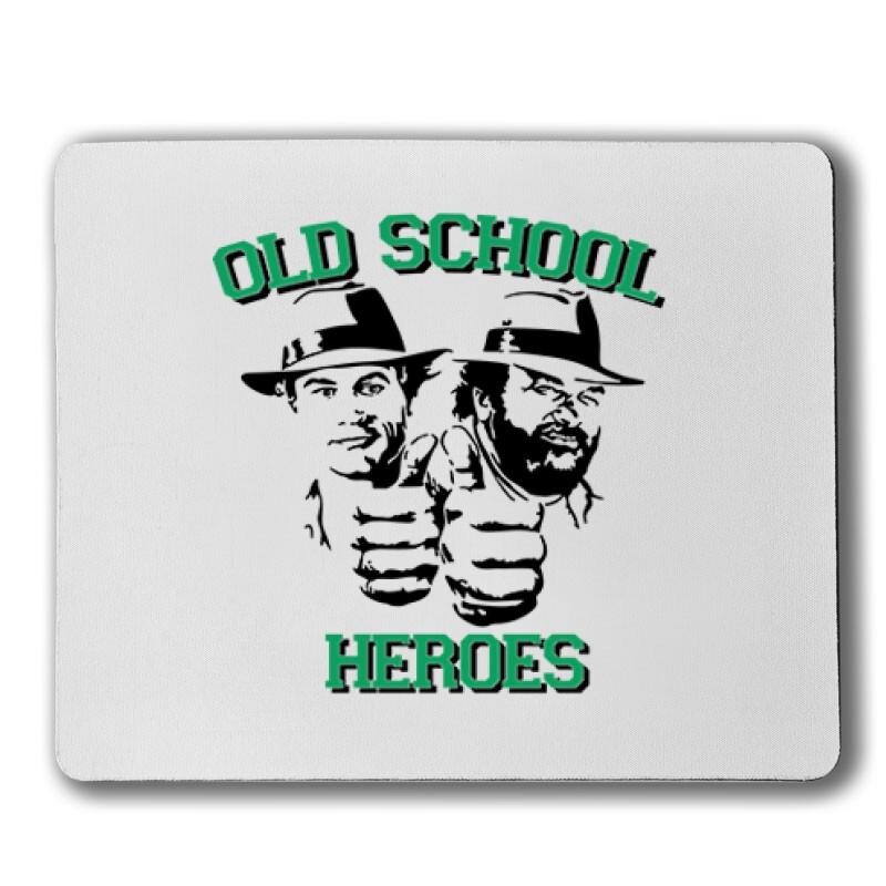 Old School Heroes Egérpad