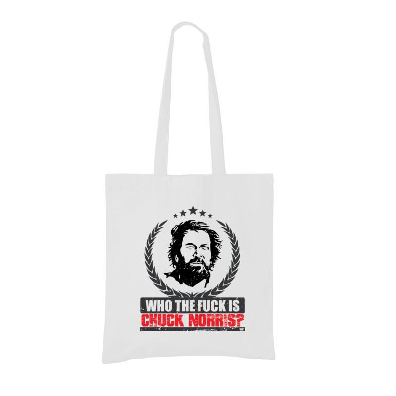 Who The Fuck Bevásárló táska