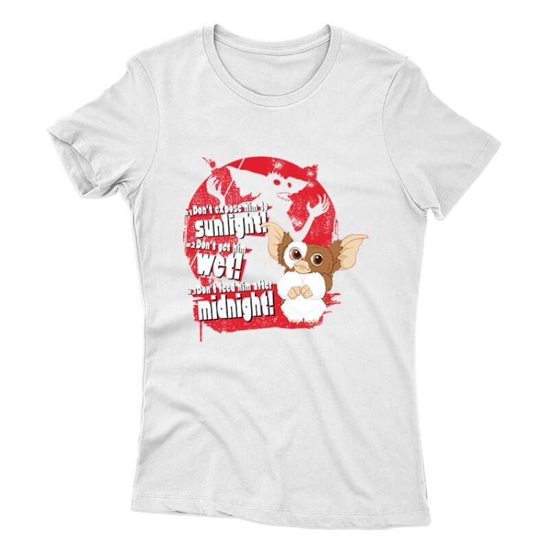 Három Szabály Női póló