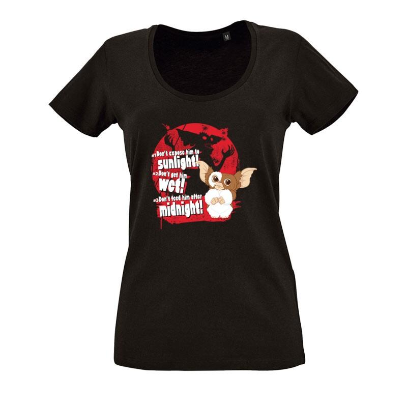 Három Szabály O nyakú női póló