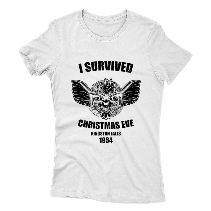 I Survived Női póló