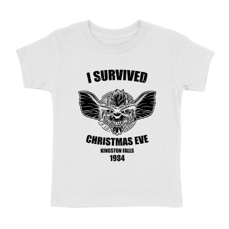 I Survived Gyermek póló