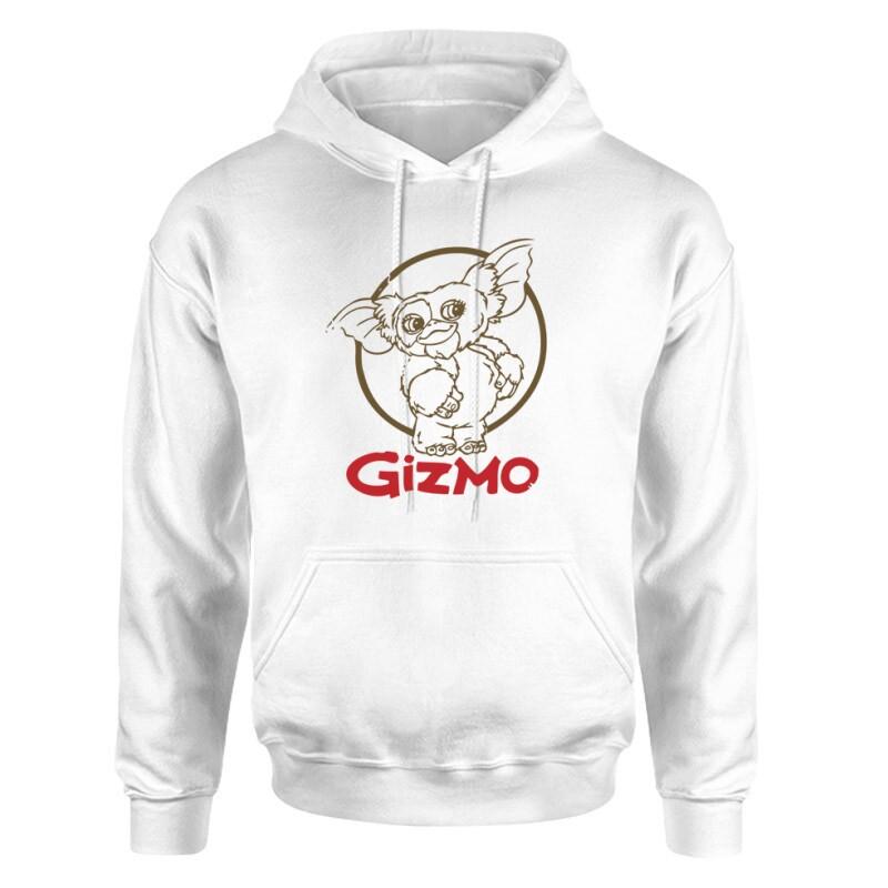 Gizmo Logo Unisex pulóver