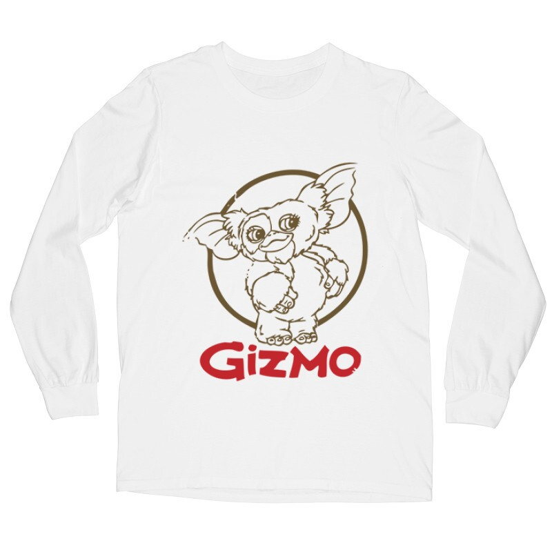 Gizmo Logo Hosszú ujjú póló