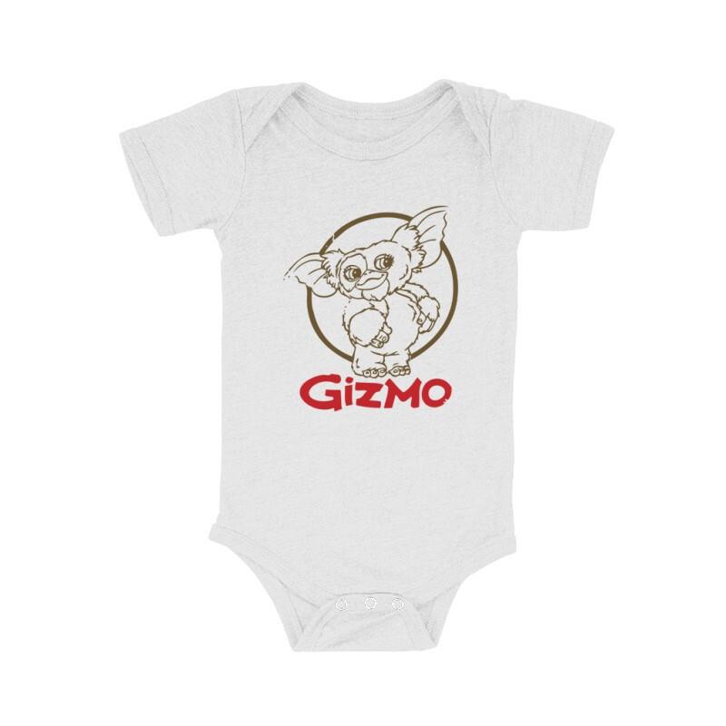 Gizmo Logo Bébi body