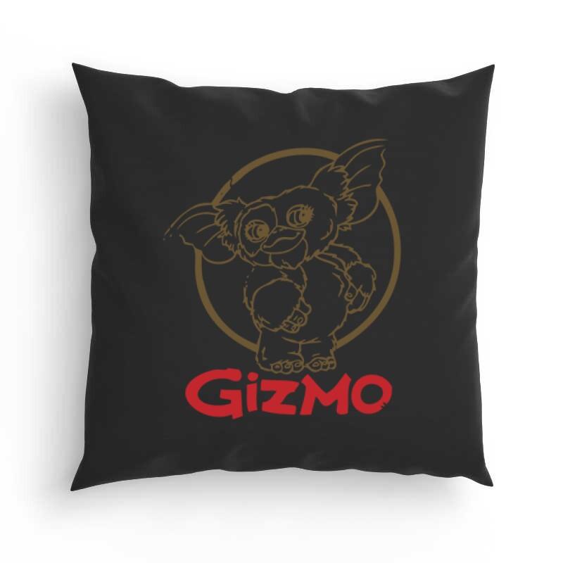 Gizmo Logo Párna