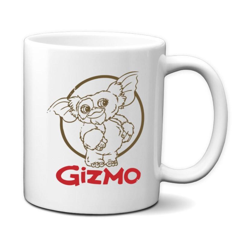 Gizmo Logo Bögre