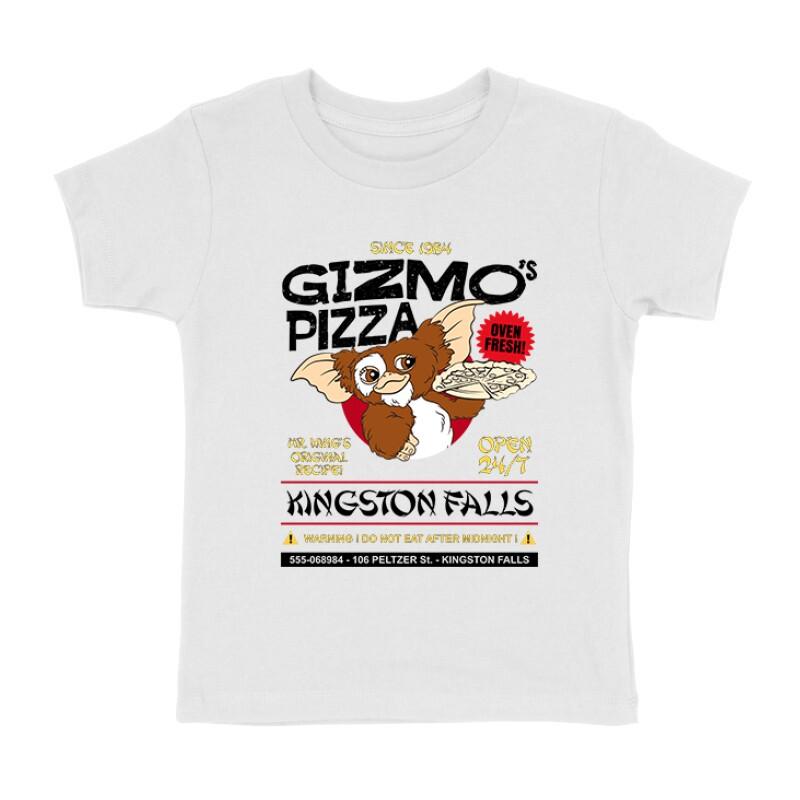 Gizmo Pzza Gyermek póló
