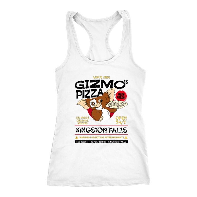 Gizmo Pzza Női Trikó