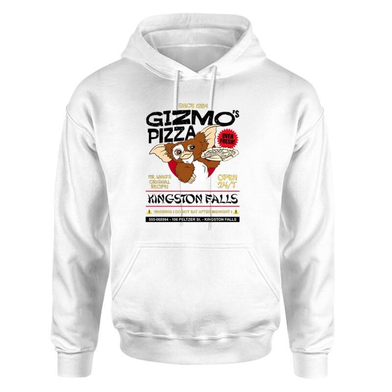 Gizmo Pzza Unisex pulóver