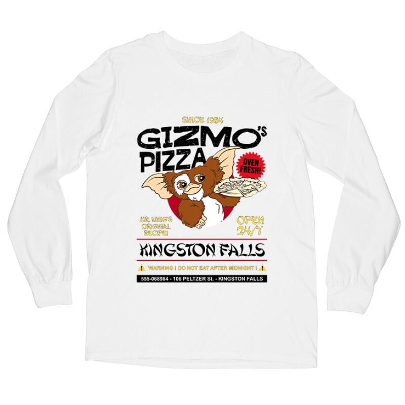 Gizmo Pzza Hosszú ujjú póló
