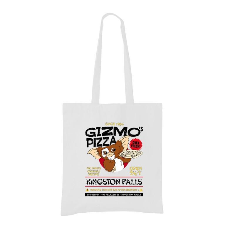 Gizmo Pzza Bevásárló táska