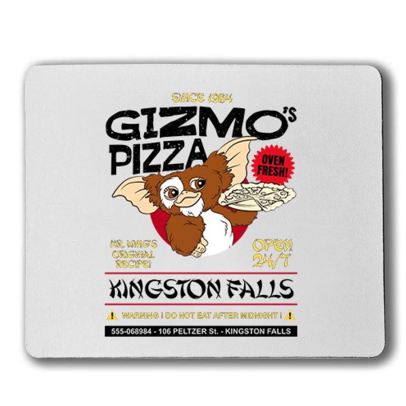 Gizmo Pzza Egérpad