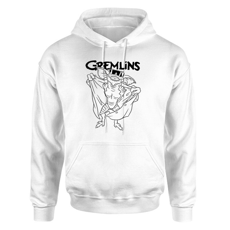 Spike Gremlins Unisex pulóver