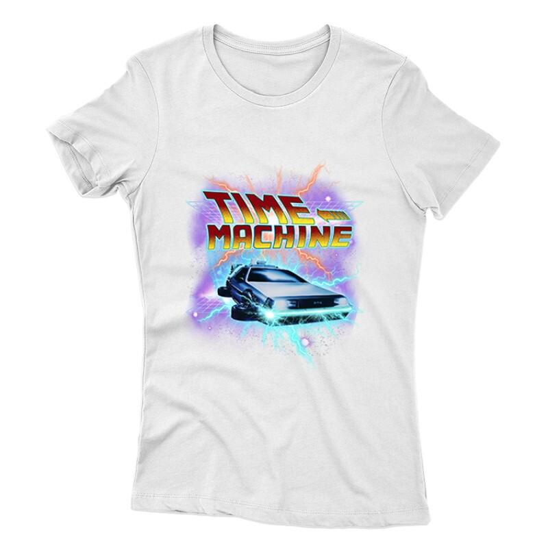 Time Mashine Női póló