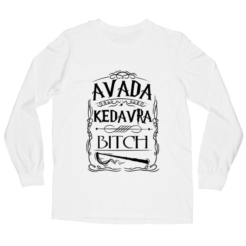 Avada Kedavra Hosszú ujjú póló