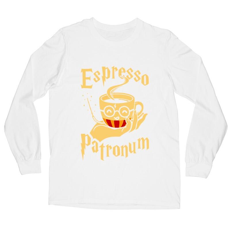 Espresso Patronum Hosszú ujjú póló