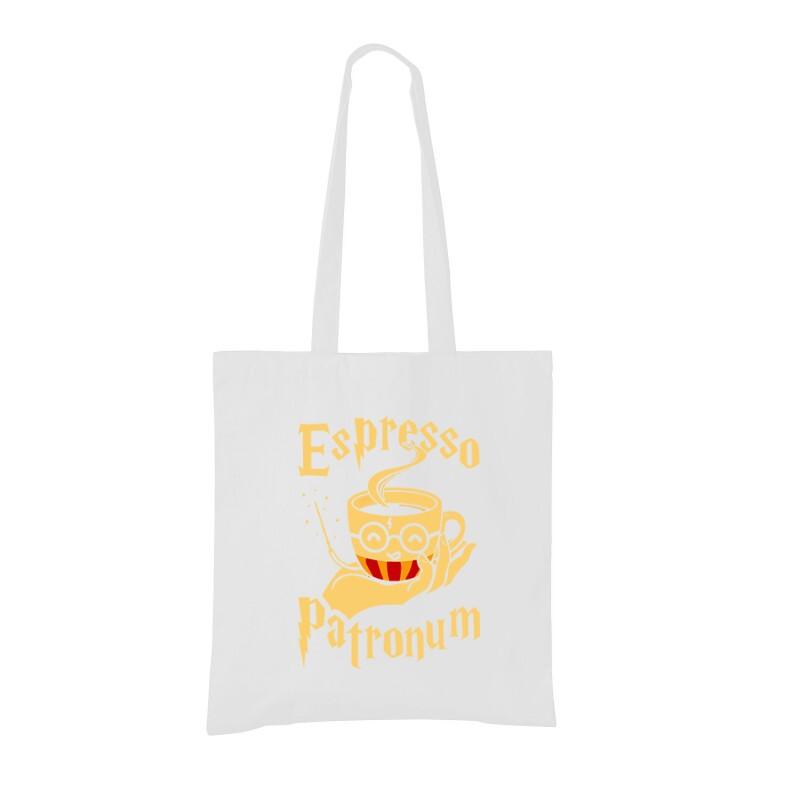 Espresso Patronum Bevásárló táska