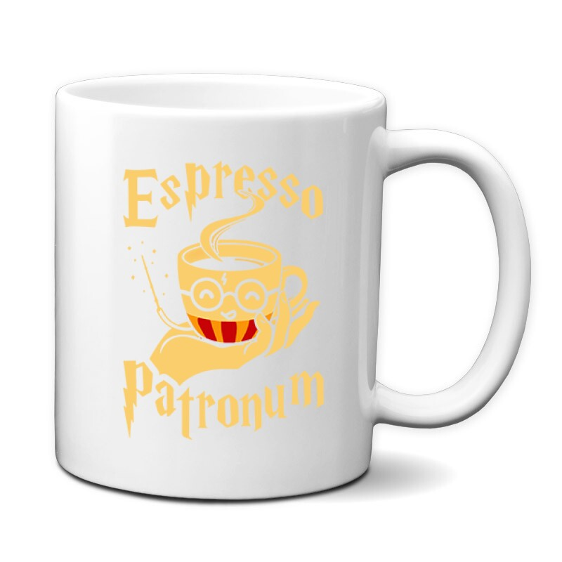 Espresso Patronum Bögre
