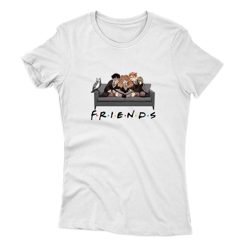 Friends(HP) Női póló