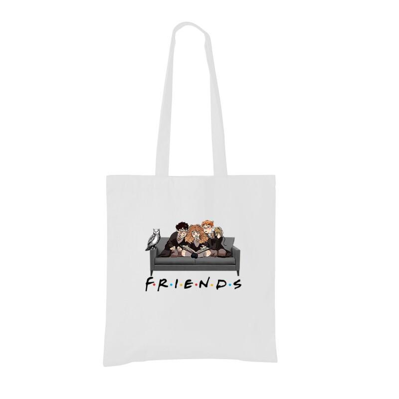 Friends(HP) Bevásárló táska
