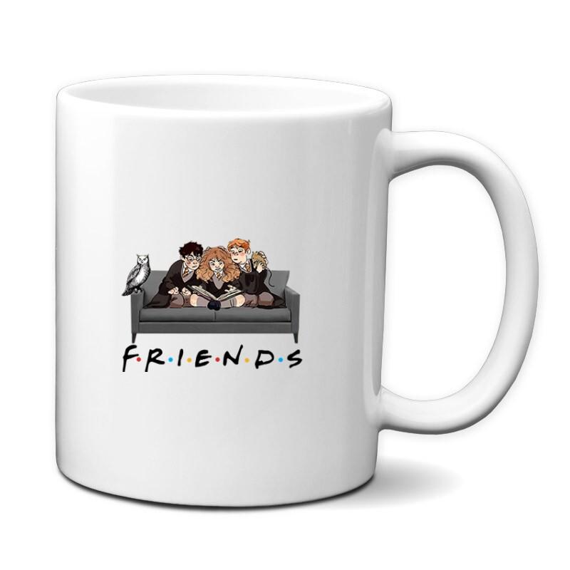 Friends(HP) Bögre