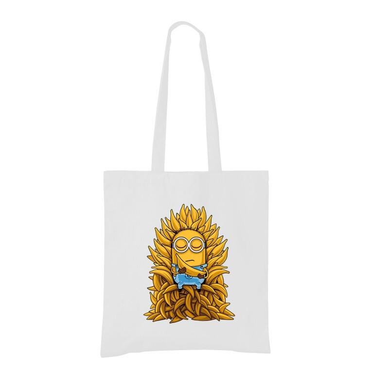 Game Of Thrones Minions Bevásárló táska