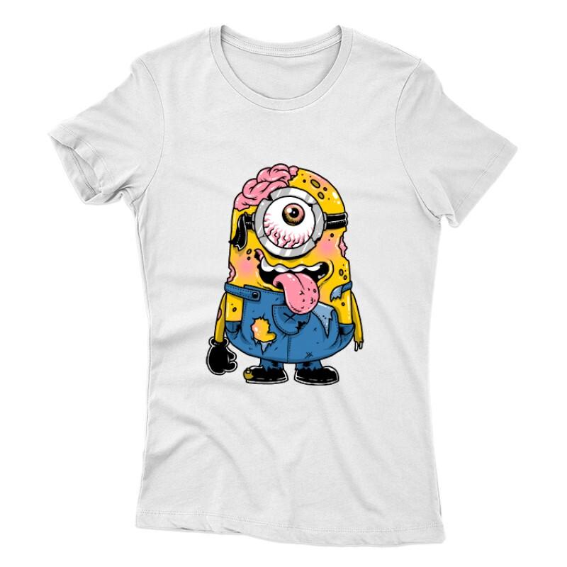 Zombi Minion Női póló