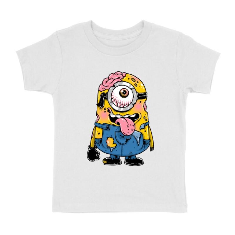 Zombi Minion Gyermek póló
