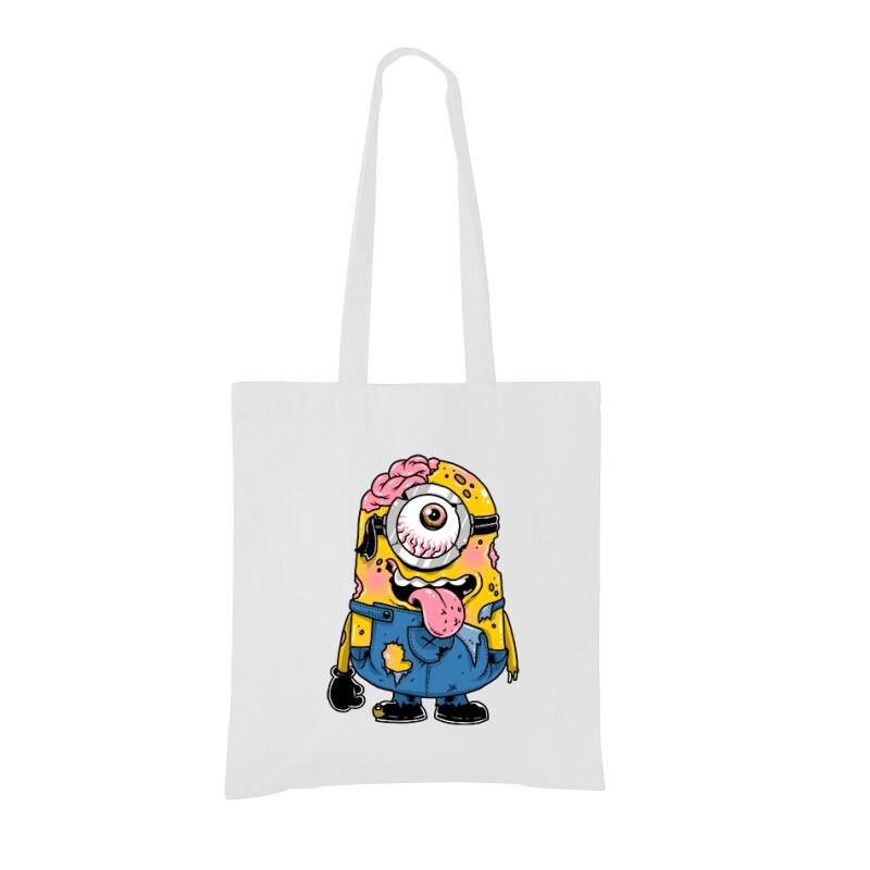 Zombi Minion Bevásárló táska