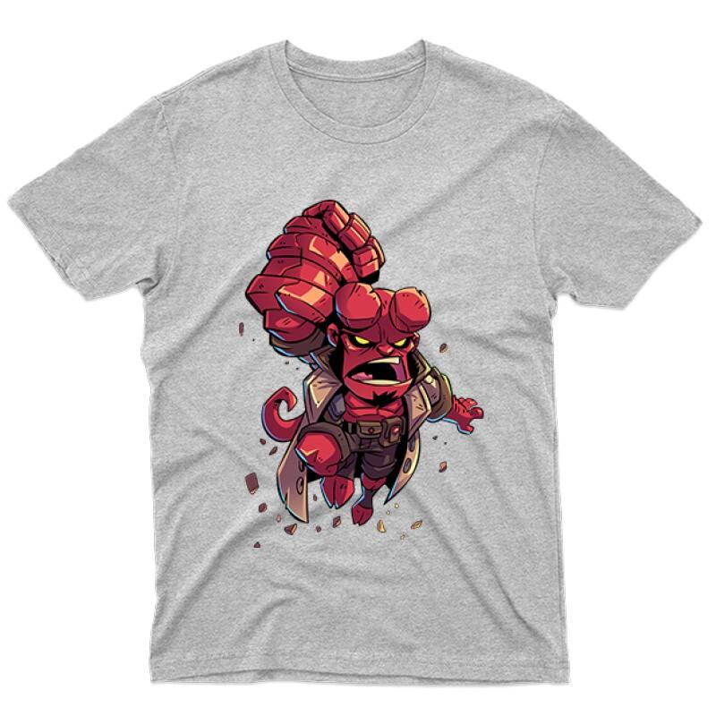 Hellboy Férfi póló