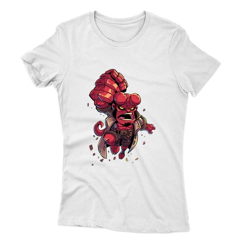 Hellboy Női póló