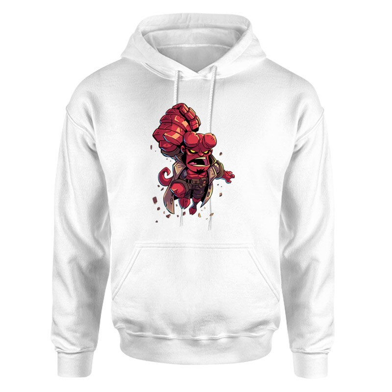 Hellboy Unisex pulóver